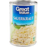 Great Value :  Sauerkraut