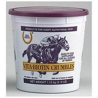Farnam Leather CPR Horse Health 75205 Vita Biotin Crum 2.5# - 75205
