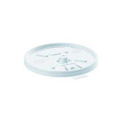 Dart Disposable Lid,8 Oz, foam, pk1000 8ftl 23uc06