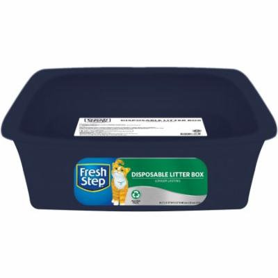 Fresh Step Disposable Litter Pan-Blue