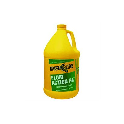 Finish Line Horse Products inc Fluid Action Ha Joint Therapy 128 Ounces - 52128