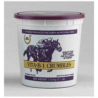 Farnam Co Horse Health 75210 Vita B-1 Crumble 2.5# - 75210