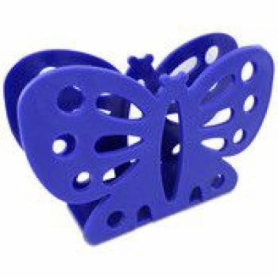 Bulk Buys Butterfly Napkin Holder - Case of 24
