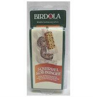Birdola Products Squirola Kob Bungee Wild Bird Feeder