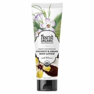 Nourish Organic™ Body Lotion - Coconut & Argan