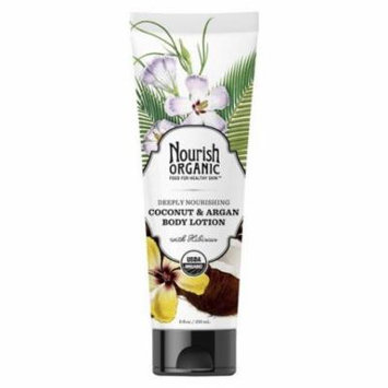 Nourish Organic™ Body Lotion - Coconut & Argan
