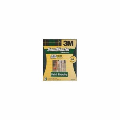 3M SandBlaster Sanding Pads or Standing Sponges (60 Grit Sanding Pad)