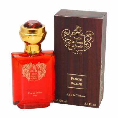 Fraiche Badiane Eau De Toilette Spray 3.3 Oz / 100 Ml for Men by Maitre Parfumeur Et Gantier