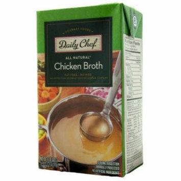 Daily Chef Chicken Broth - 32 oz. - 6 pk