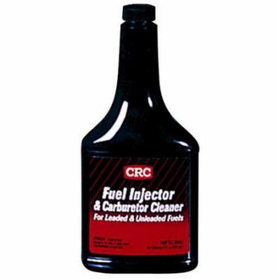 CRC Industries 05061 Fuel Injector and Carburetor Cleaner - 12 oz.