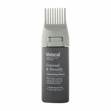 Viviscal Man Conceal & Densify Volume Fibers, Dark Brown
