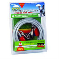 Four Paws Pet Products DFP84820 Cable Tie Out