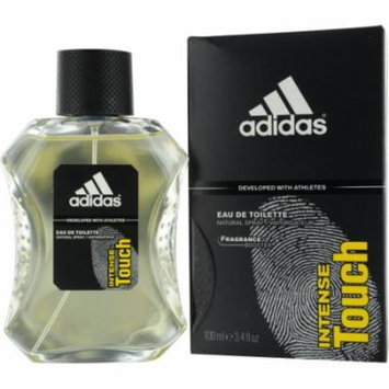 Adidas Intense Touch Edt Spray 3.4 Oz (Developed With Athletes) By Adi