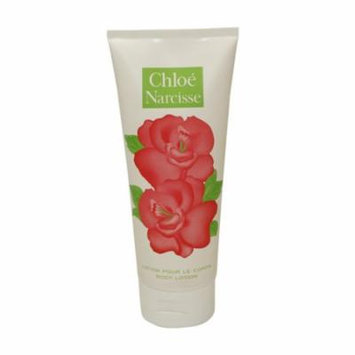 Chloe Narcisse Body Lotion 6.8 Oz / 200 Ml for Women by Parfums Chloe