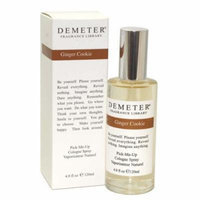 Ginger Cookie Pick-me Up Cologne Spray 4.0 Oz / 120 Ml for Women by Demeter