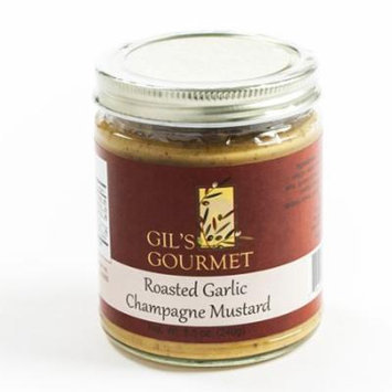 Roasted Garlic Champagne Mustard by Gil's Gourmet