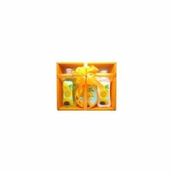 Le Vital Sunflower Lemon Kiss 4pc Gift Set