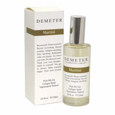 Martini Pick-me Up Cologne Spray 4.0 Oz / 120 Ml for Women by Demeter