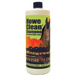 Finish Line - Howe Clean Horse Shampoo 1 Quart - 70034