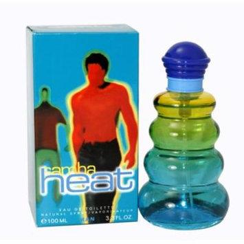 Samba Heat Eau De Toilette Spray 3.3 Oz / 100 Ml for Men by Perfumers Workshop