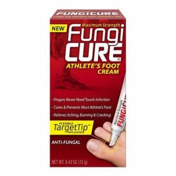 Fungicure Anti-Fungal Athletes Foot Cream 0.42 oz