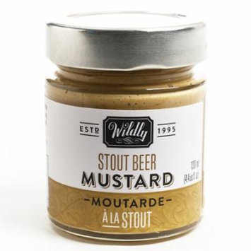 Stout Beer Mustard by Wildly Delicious