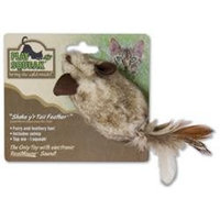 Ourpet S Company Cat Play-n-squeak Shake Yr Tail Fth
