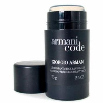 Armani Code Deodorant Stick 2.6 Oz / 75g for Men by Giorgio Armani
