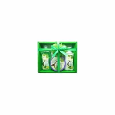 Le Vital Coconut & Lime Twist 4pc Gift Set