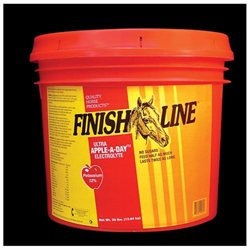 Finish Line Horse Products inc Apple A Day Electrolyte 30 Pounds - 02030