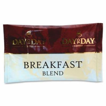 PapaNicholas Coffee 42/CT, Day To Day Breakfast Blend Pot Pack