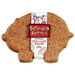 Natures Animals Dog Treat Pig Biscuit Bacon & Cheese