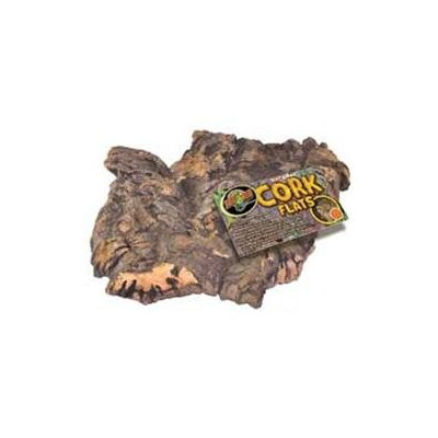 Zoo Med Laboratories - Cork Bark- Flat Small - CF8-S