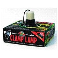Zoo Med Laboratories SZMLF12 Clamp Lamp With Porcelain Socket