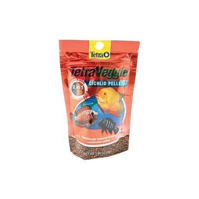 United Pet Group Tetra 972175 Small Tetraveggie Cichlid Pellets 1.94 Oz
