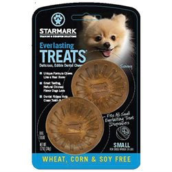 StarMark - Everlasting Treats For Smaller Dogs - 2 Pack