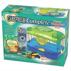 Ware Mfg. Inc. - Carefresh Kit- Dwarf Hamster 9. 5 X16 X11. 5 - 02213