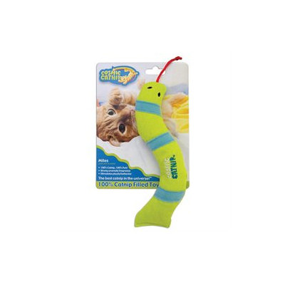 Ourpet's Company Ourpets Company - Cosmic 100 percent Catnip Filled Toy- Snake