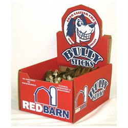 Redbarn Pet Products Inc. Redbarn Premium Pet Products Bully Stick 24 Inch Pack Of 25 - 224002