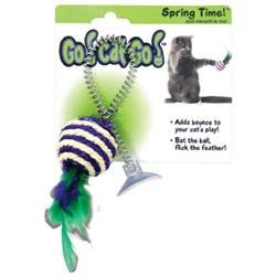 Our Pets Go! Cat! Go! Spring Time Cat Toy