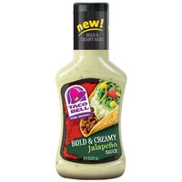 Taco Bell Jalapeno Sauce, 8-Ounce (Pack of 6)
