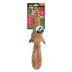 Ethical Pet Skinneeez Plus Dog Toy Squirrel