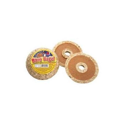 Redbarn Pet Products Inc. Redbarn Pet Barn Bagel Peanut Butter 605001 Pack of 30