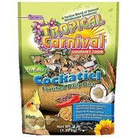 F.m. Brown Pet Tropical Carnival Natural Cockatiel Food- 2.5 lbs
