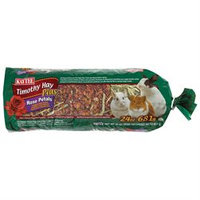 Kaytee Products Inc - Timothy Hay Plus- Rose 24 Ounce