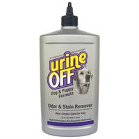 Urin Off Urine Off! Dog and Puppy Odor and Stain Remover
