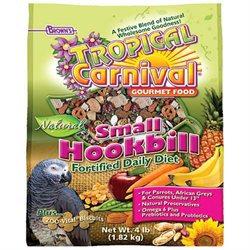 F.m. Brown Pet F.M. Browns Pet 118486 Tropical Carnival Natural Parrot