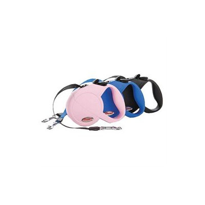 Flexi Durabelt Retractable Dog Leash in Blue, X-Small