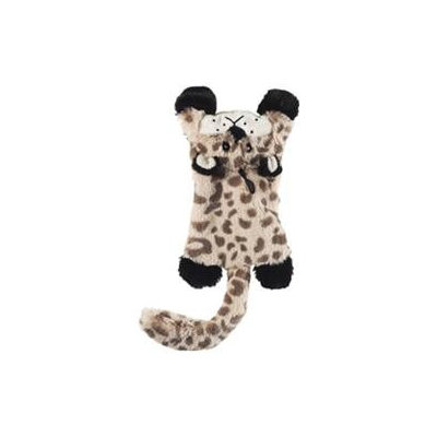 Ethical Dog Skinneeez Flat Cats Assorted 14 Inch