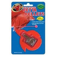 Zoo Med Laboratories - Micro Floating Betta Pellets - BP-1